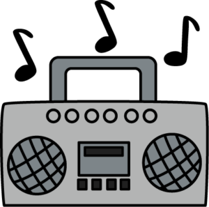 boombox-music-notes