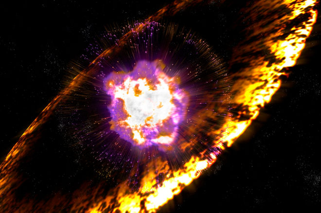 BOOM: The Sedov-Taylor Explosion