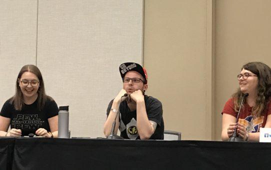 Comic Con Part 2